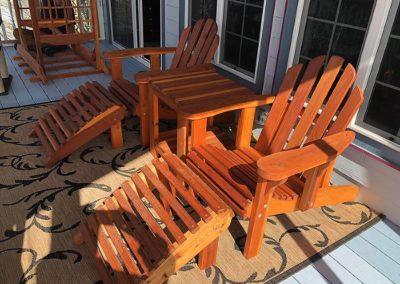 Adarondak Chairs